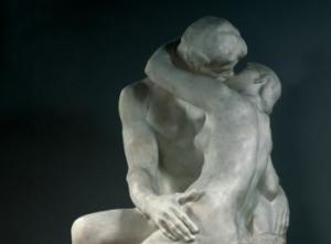 El petó d'August Rodin